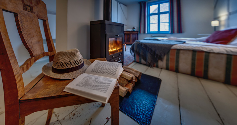 adelaparvu.com despre casa la tara modernizata, casa Germania, Ehemaliger Gasthof, Foto Traumhaff  (12)