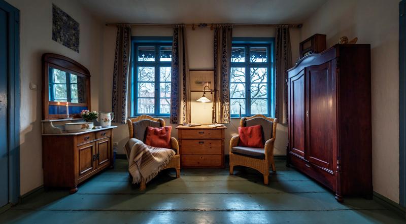 adelaparvu.com despre casa la tara modernizata, casa Germania, Ehemaliger Gasthof, Foto Traumhaff  (6)