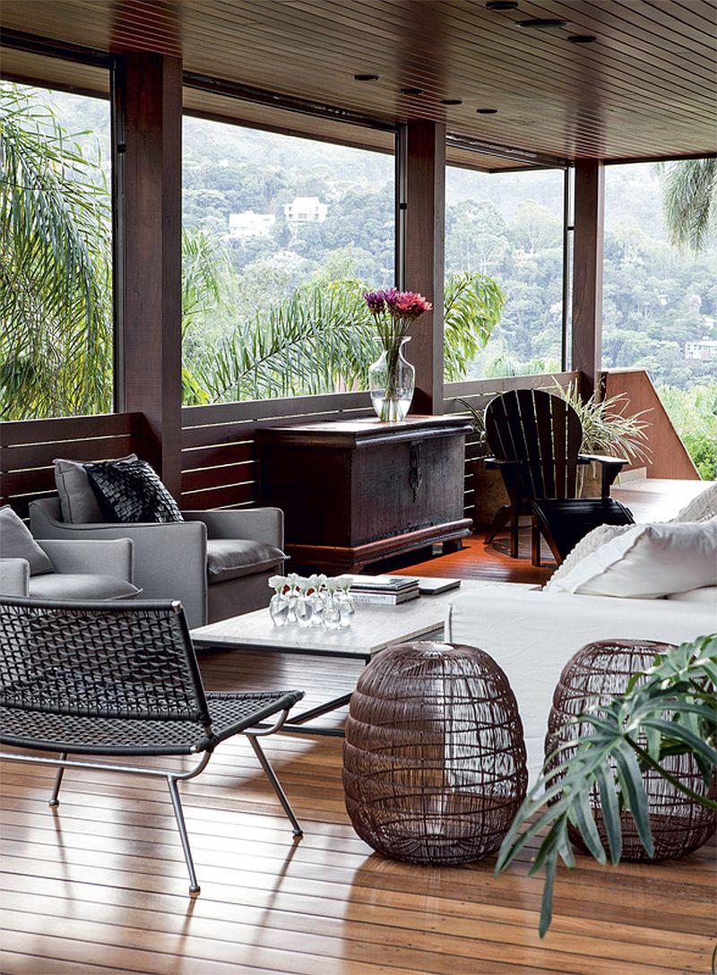 adelaparvu.com despre casa moderna cu ferestre generoase, casa Nova Lima, arhitect Carlos Alexandre Dumont, Foto Casa Abril (3)