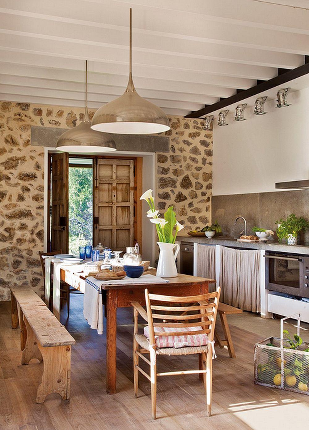 adelaparvu.com despre casa rustica, casa Spania, Asturias, arhitect Jaime Galmes, FotoElMueble (10)