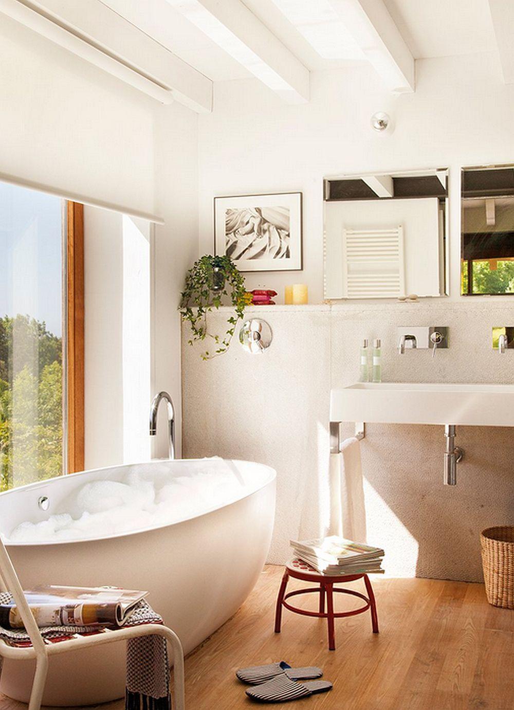 adelaparvu.com despre casa rustica, casa Spania, Asturias, arhitect Jaime Galmes, FotoElMueble (17)