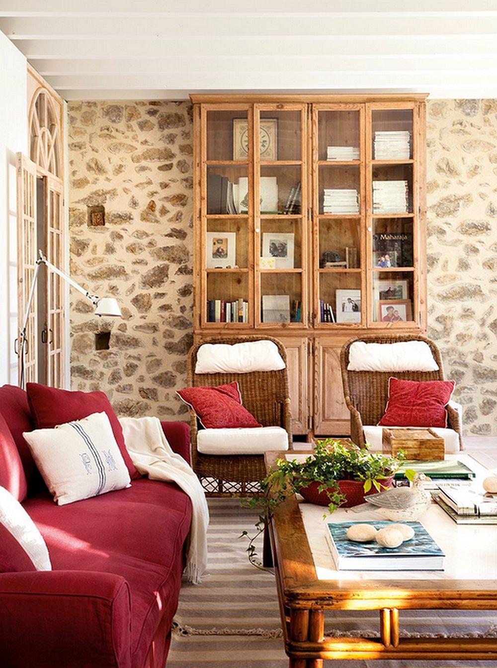 adelaparvu.com despre casa rustica, casa Spania, Asturias, arhitect Jaime Galmes, FotoElMueble (4)