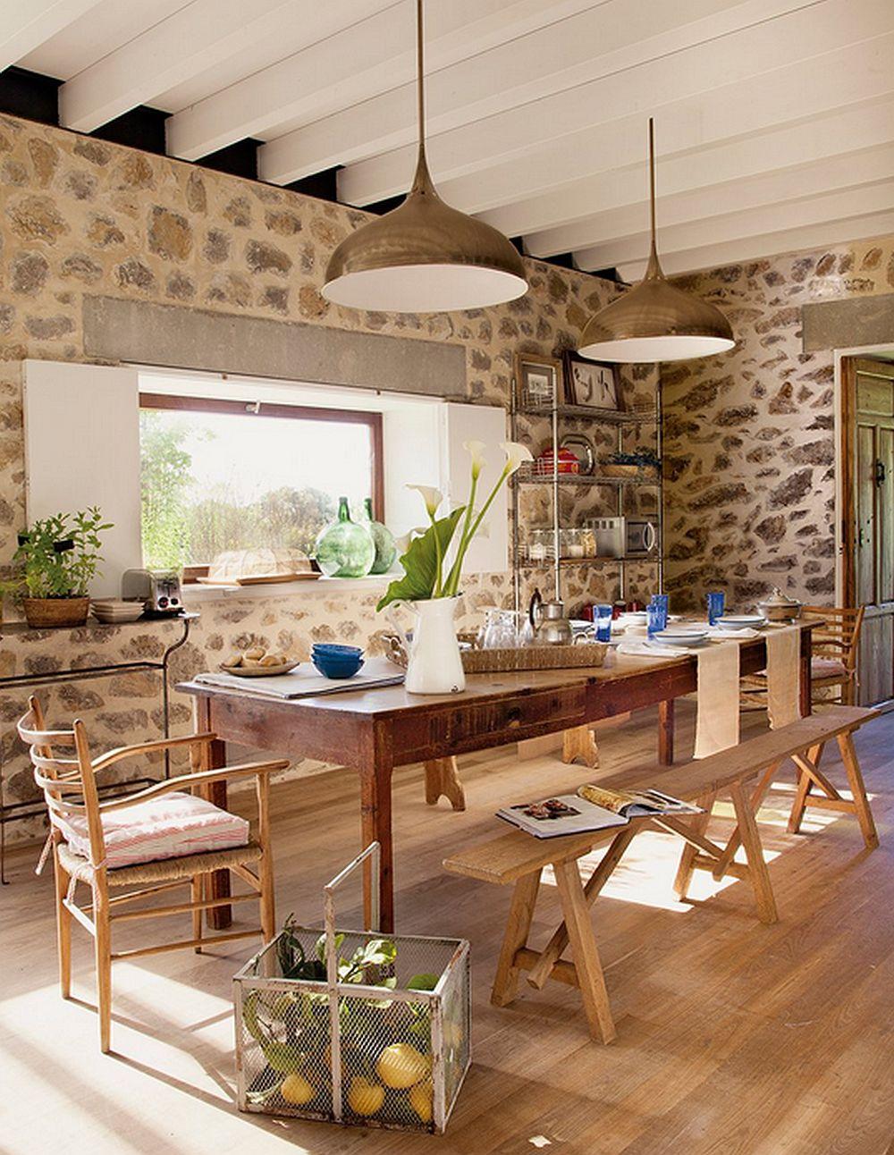 adelaparvu.com despre casa rustica, casa Spania, Asturias, arhitect Jaime Galmes, FotoElMueble (9)