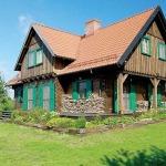 adelaparvu.com despre casa rustica la tara, casa Polonia, Foto Weranda Country (2)
