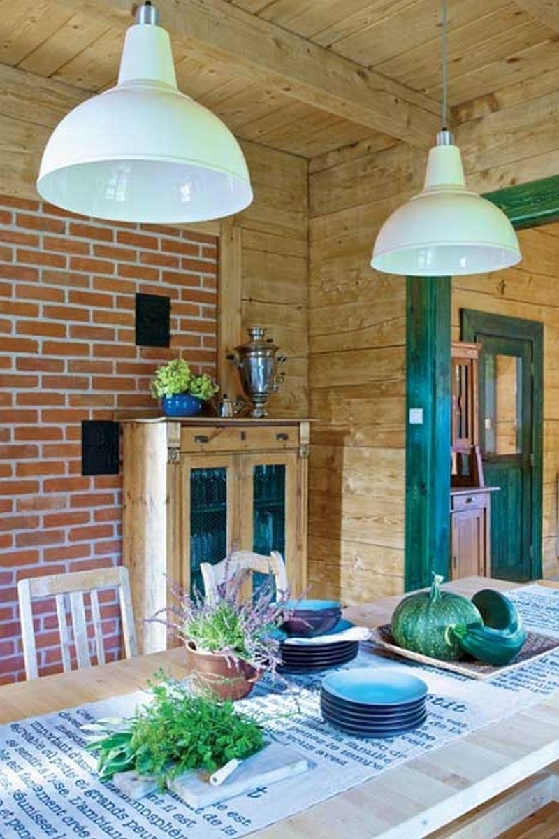 adelaparvu.com despre casa rustica la tara, casa Polonia, Foto Weranda Country (7)
