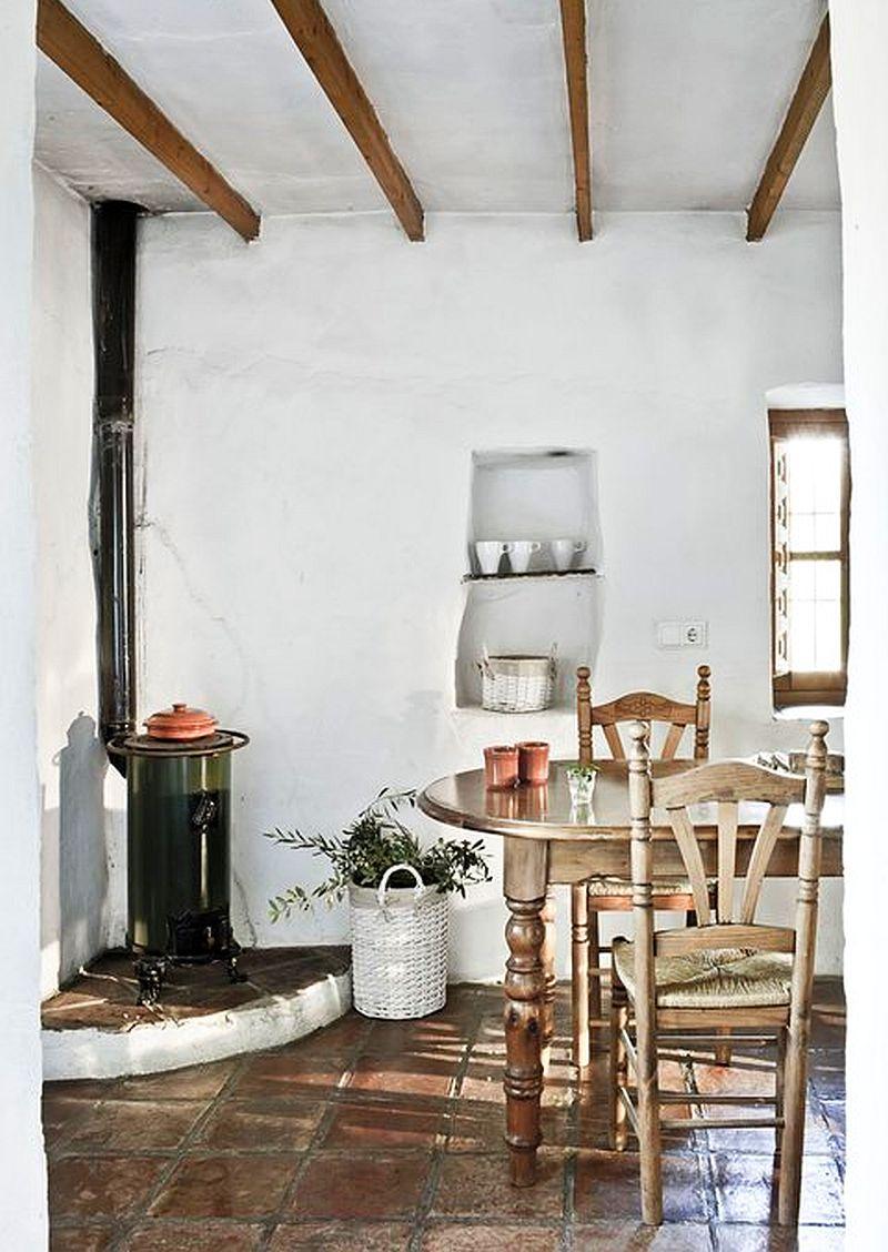 adelaparvu.com despre casa rustica simpla Andaluzia, Foto Rafal Lipski (2)