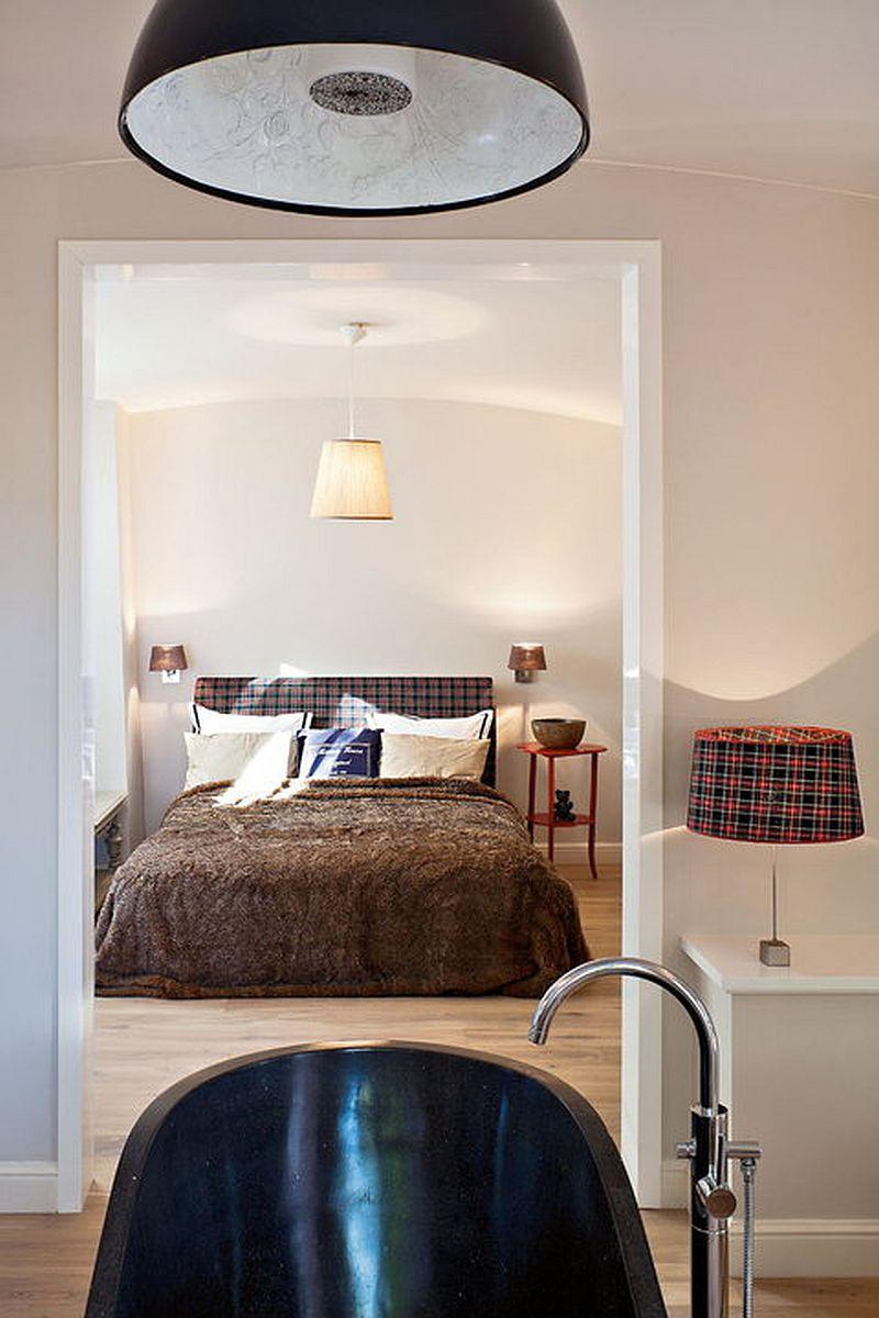 adelaparvu.com despre locuinta din doua apartamente, foto Urzadzamy  (1)