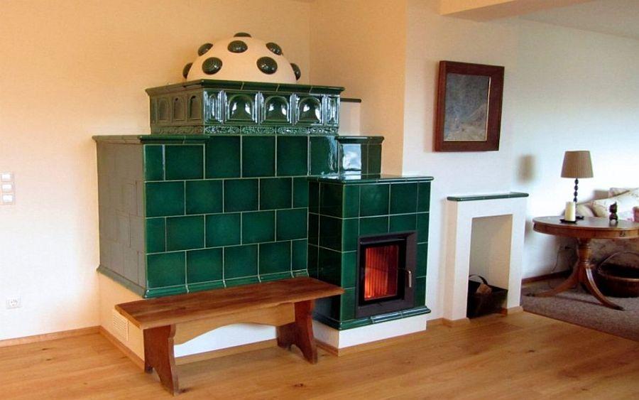 adelaparvu.com despre mobilier in jurul sobelor de teracota, banci pentru sobele de teracota (4)