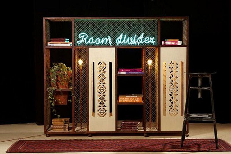 Room Diveder, designer Omid Ghannadi