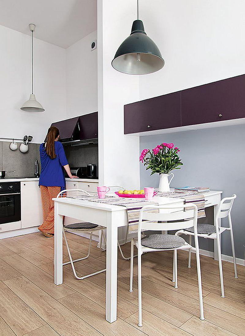 adelaparvu.com amenajare apartament doua camere, 43 mp, design interior Hokum, Foto  Cztery Kąty (2)