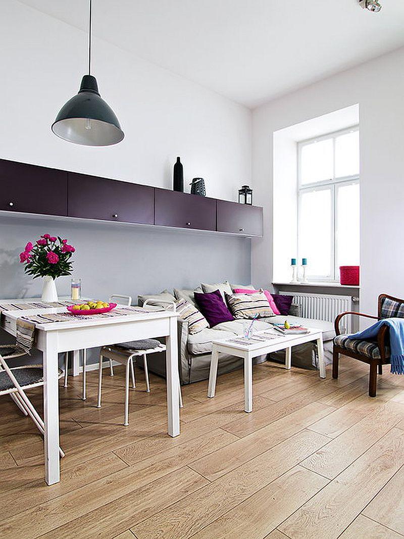 adelaparvu.com amenajare apartament doua camere, 43 mp, design interior Hokum, Foto  Cztery Kąty (4)