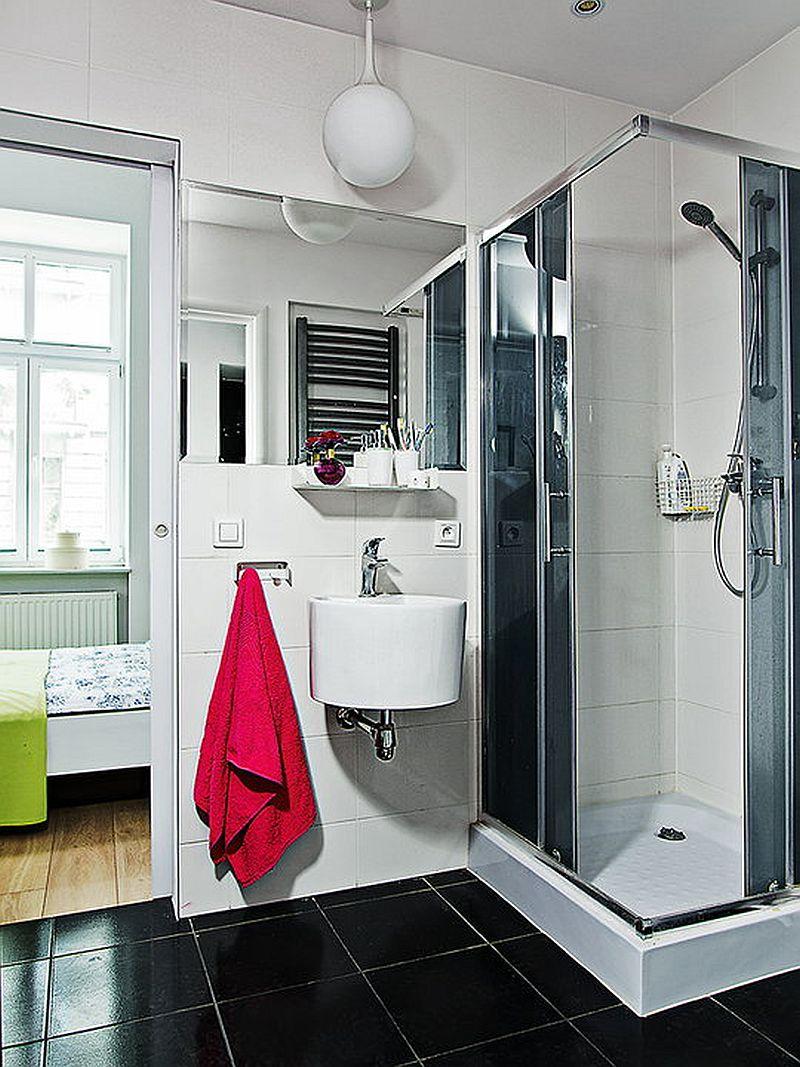 adelaparvu.com amenajare apartament doua camere, 43 mp, design interior Hokum, Foto  Cztery Kąty (9)