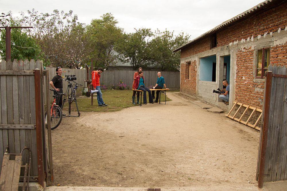 adelaparvu.com despre Casa familiei Ilie, Tufeni, Olt emisiunea Visuri la cheie, ProTV, sezon 1, 2014 (3)