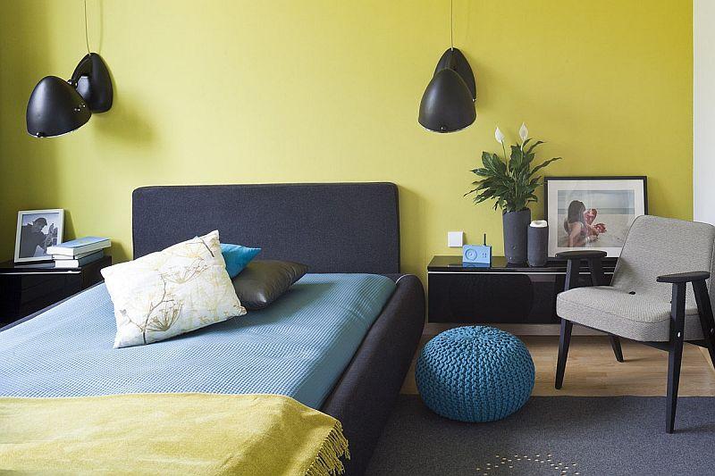 adelaparvu.com despre apartament de doua camere indraznet amenajat, design interior Cablepower, Foto Marcin Czechowicz (10)