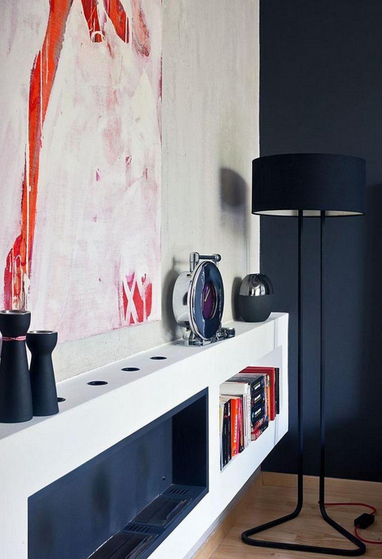 adelaparvu.com despre apartament de doua camere indraznet amenajat, design interior Cablepower, Foto Marcin Czechowicz (15)