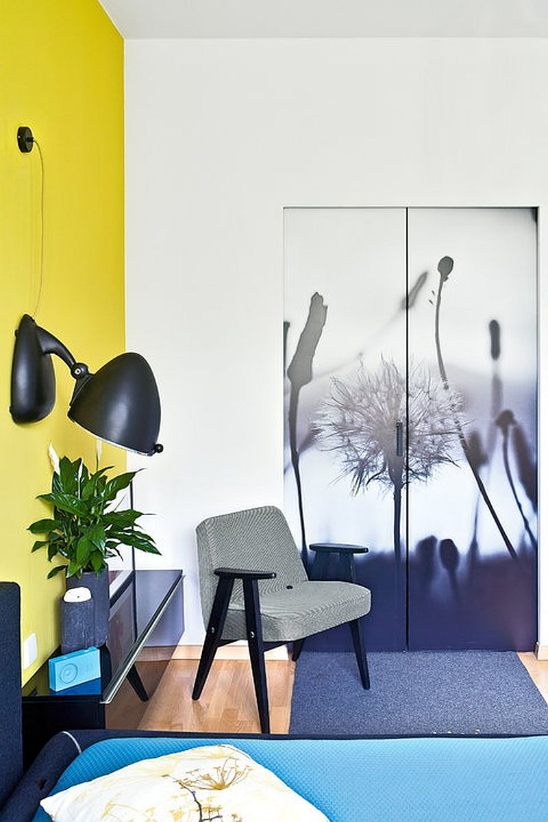 adelaparvu.com despre apartament de doua camere indraznet amenajat, design interior Cablepower, Foto Marcin Czechowicz (7)