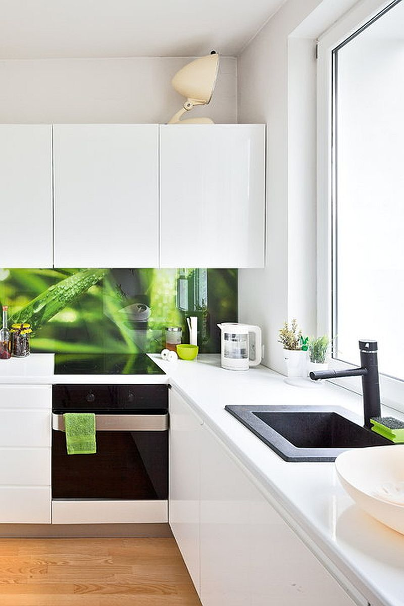 adelaparvu.com despre apartament de doua camere indraznet amenajat, design interior Cablepower, Foto Marcin Czechowicz (9)