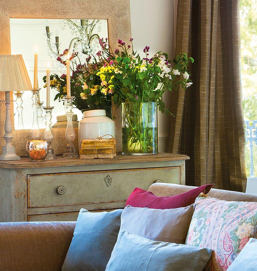 adelaparvu.com despre apartament in cladire veche, casa Spania, design interior Rosa Maria Escofet, Foto ElMueble (4)