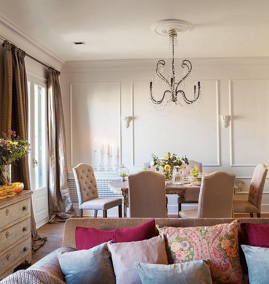 adelaparvu.com despre apartament in cladire veche, casa Spania, design interior Rosa Maria Escofet, Foto ElMueble (5)