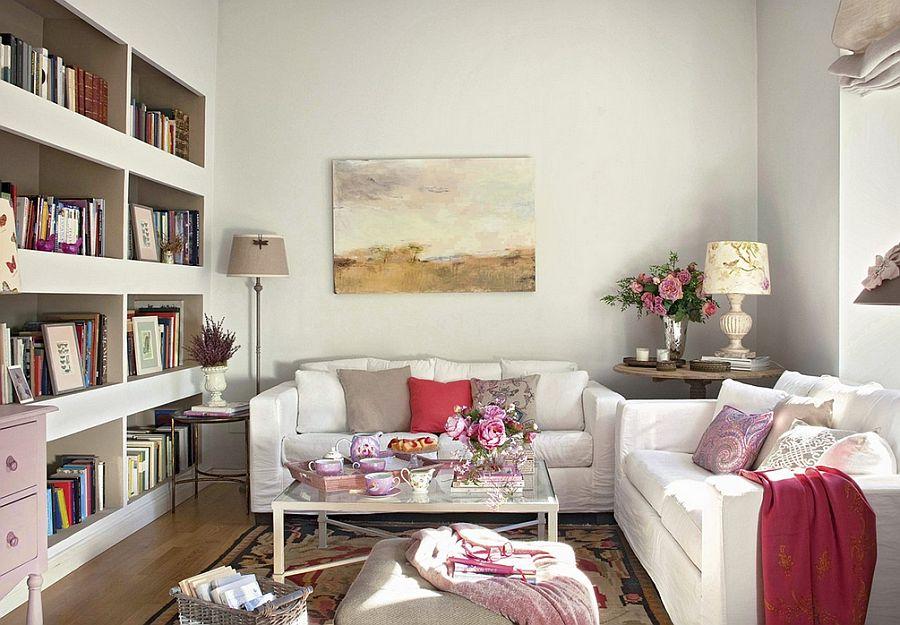 adelaparvu.com despre apartament romantic, amenajare in stil provensal, Foto ElMueble (1)