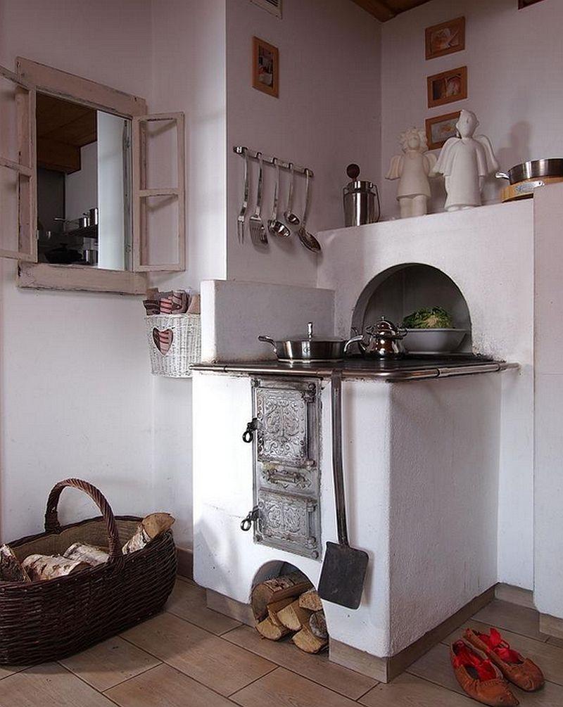 adelaparvu.com despre bucatarie rustica cu electrocasnice moderne (3)