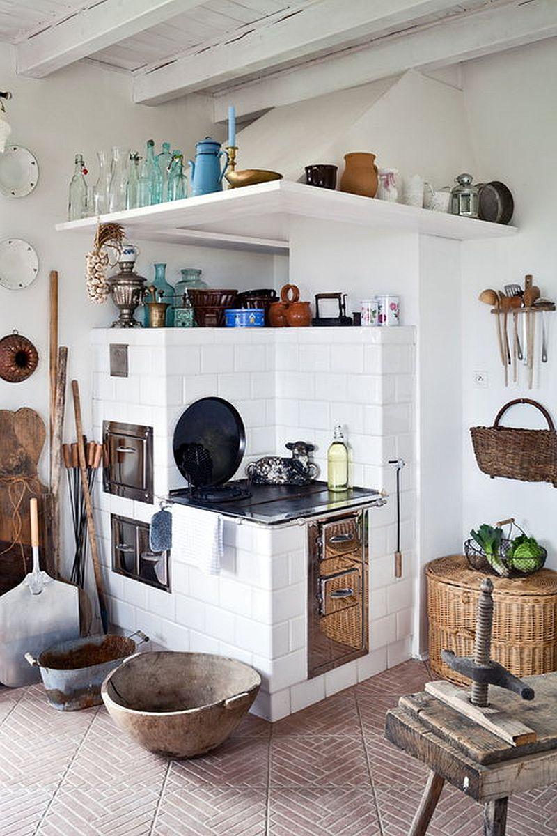 adelaparvu.com despre casa de artist, casa rustica Polonia, design interior Kinga Chromy (1)