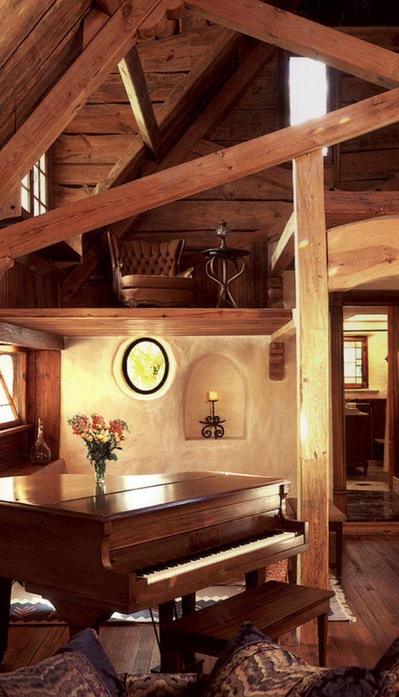 adelaparvu.com despre casa din paianta, baloti de paie si lut, Gary Zucker (4)