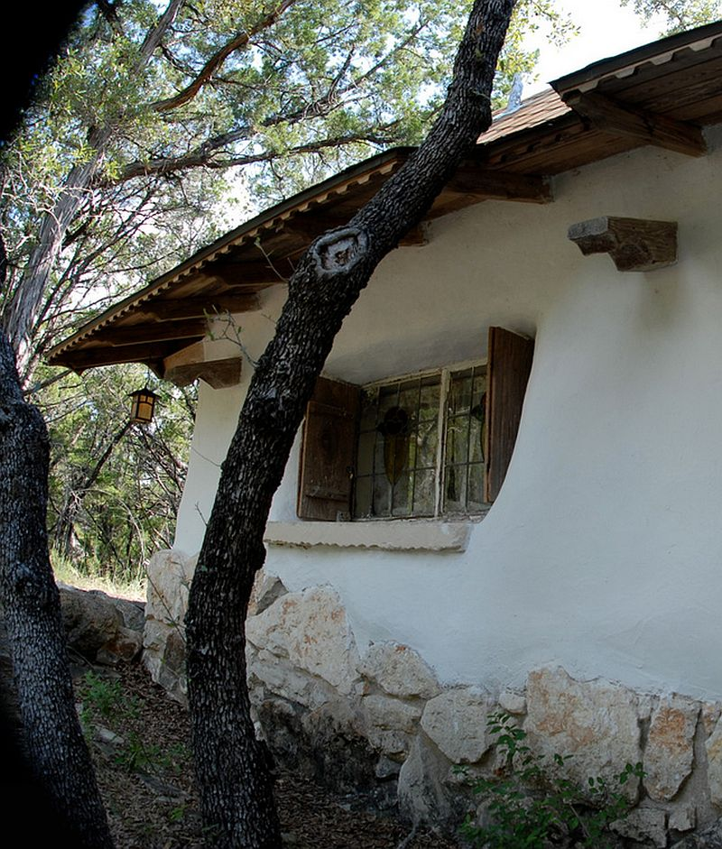 adelaparvu.com despre casa din paianta, baloti de paie si lut, Gary Zucker (7)
