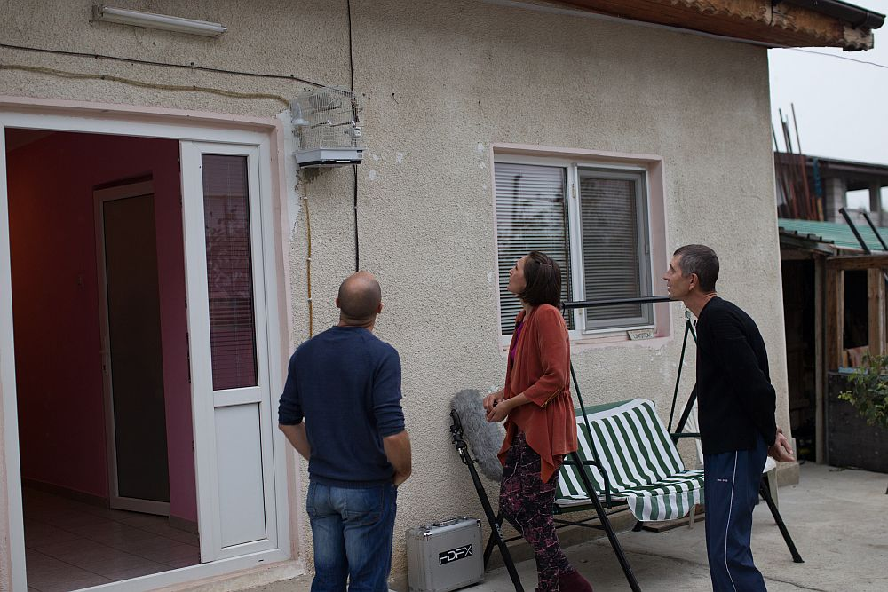 adelaparvu.com despre casa familie Mihai din Jilava, casa lui Mery, emisiunea Visuri la cheie, sezon I, ProTV (1)