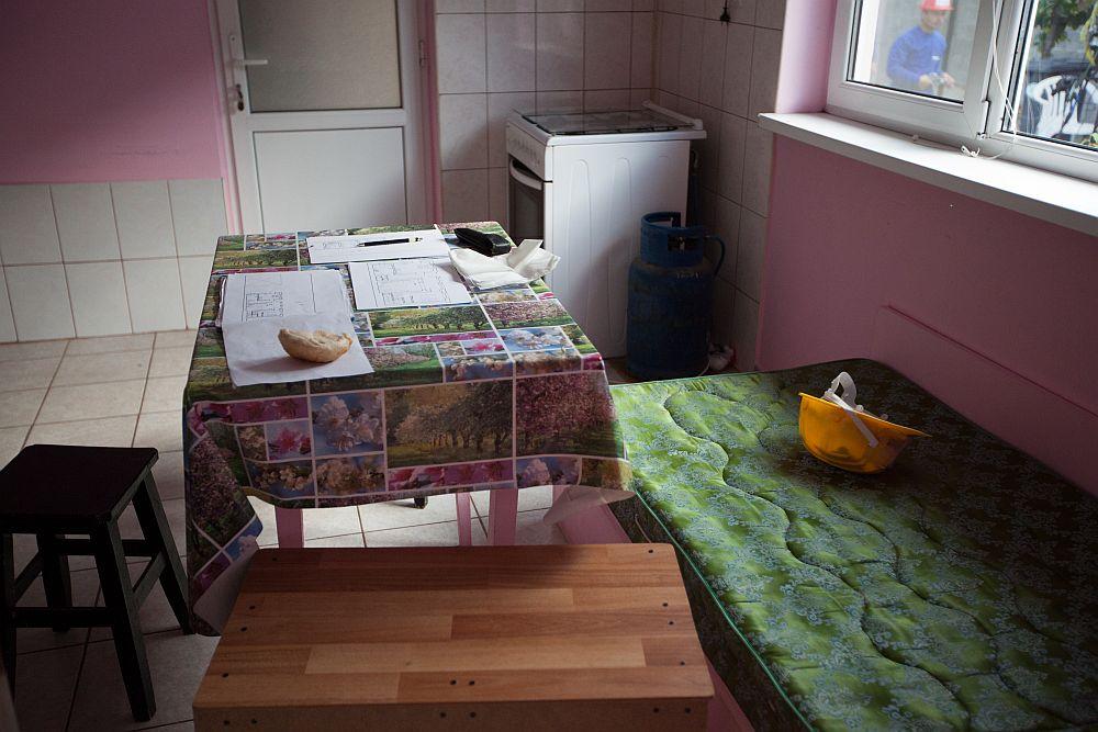 adelaparvu.com despre casa familie Mihai din Jilava, casa lui Mery, emisiunea Visuri la cheie, sezon I, ProTV (14)
