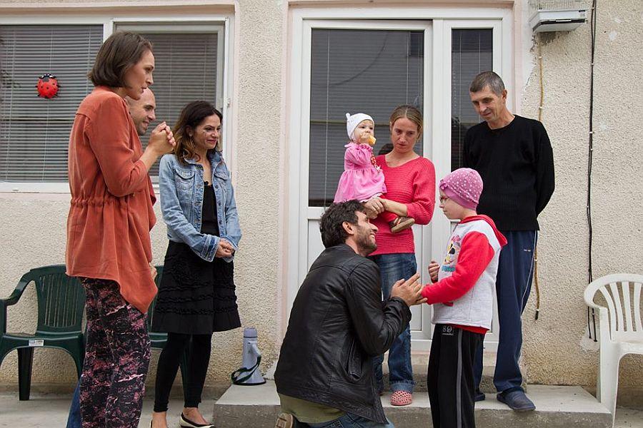 adelaparvu.com despre casa familie Mihai din Jilava, casa lui Mery, emisiunea Visuri la cheie, sezon I, ProTV (16)