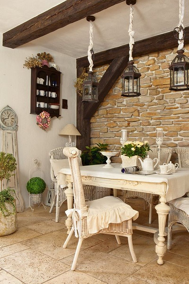 adelaparvu.com despre casa in stil provensal, design interior Green Canoe (13)