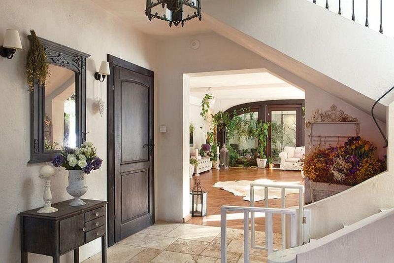 adelaparvu.com despre casa in stil provensal, design interior Green Canoe (3)