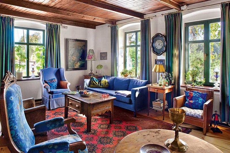adelaparvu.com despre casa la tara, casa Polonia, foto Aleksander Rutkowski (15)