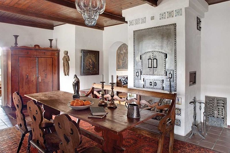 adelaparvu.com despre casa la tara, casa Polonia, foto Aleksander Rutkowski (22)