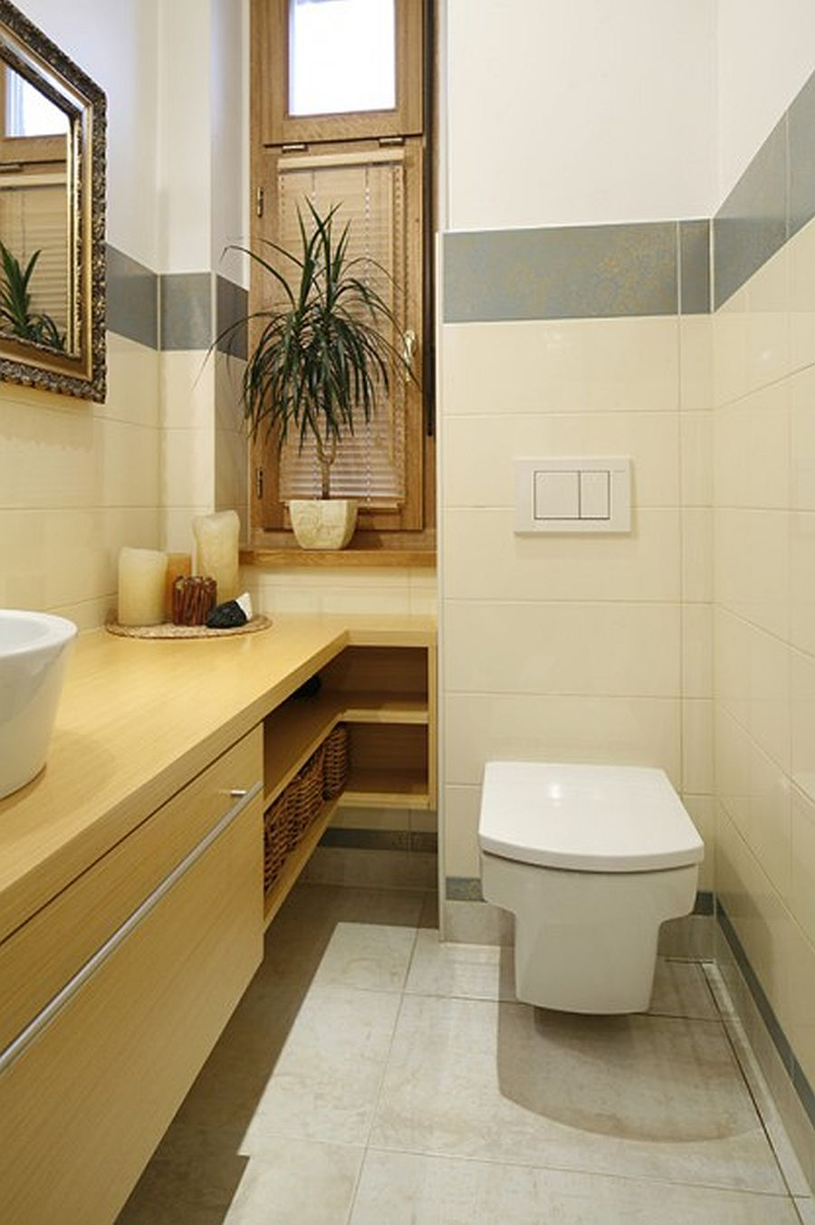 adelaparvu.com despre casa moderna cu piese de mobila clasice, Foto Urzadzamy (13)