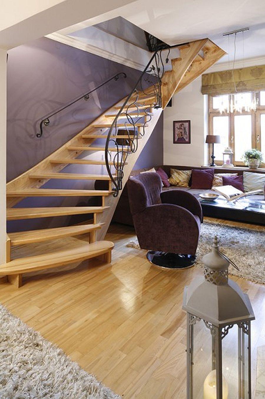 adelaparvu.com despre casa moderna cu piese de mobila clasice, Foto Urzadzamy (2)