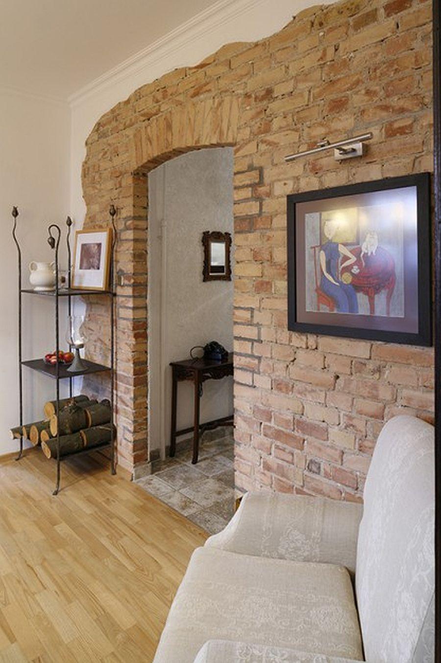 adelaparvu.com despre casa moderna cu piese de mobila clasice, Foto Urzadzamy (5)