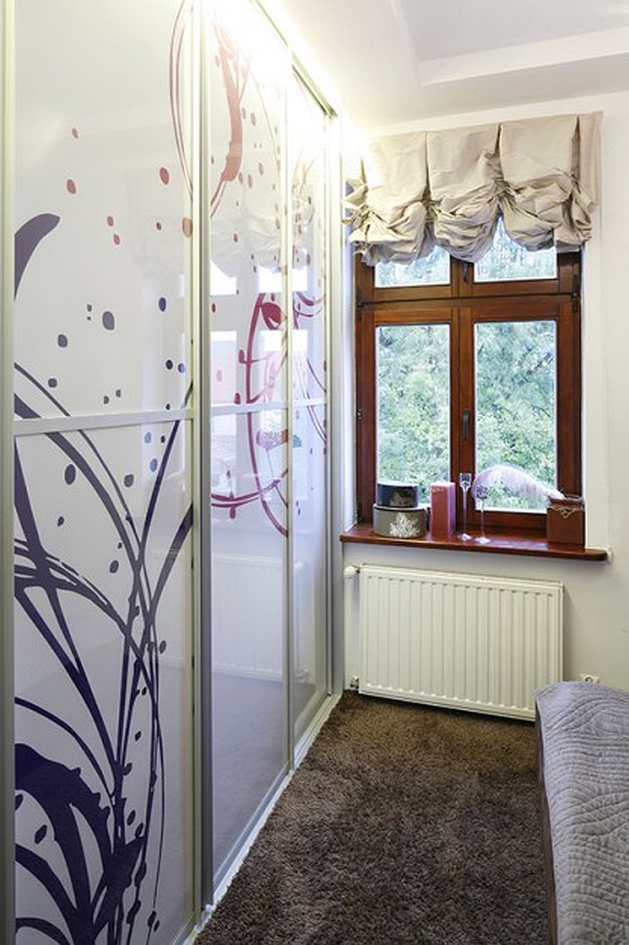 adelaparvu.com despre casa moderna cu piese de mobila clasice, Foto Urzadzamy (8)