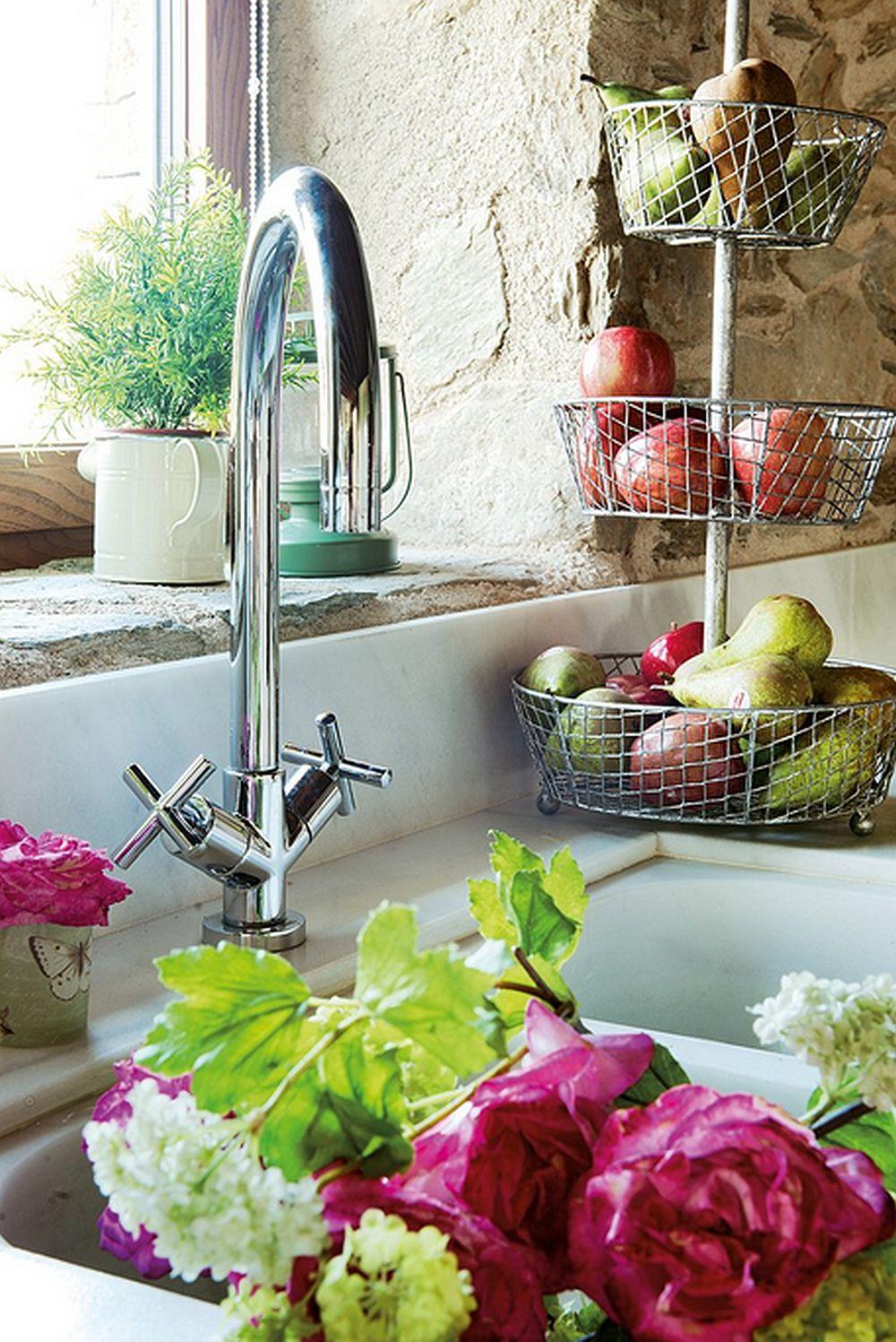 adelaparvu.com despre casa rustica cu elemente industriale, design interior Elena Lopez Balselles, Foto ElMueble (13)