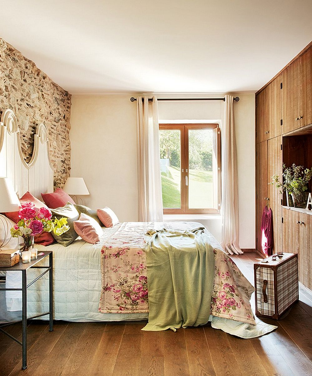 adelaparvu.com despre casa rustica cu elemente industriale, design interior Elena Lopez Balselles, Foto ElMueble (15)
