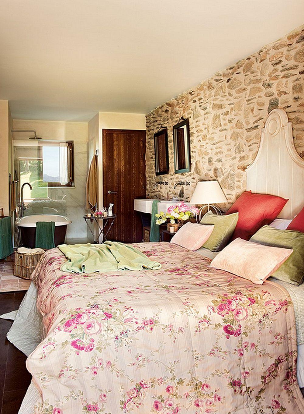 adelaparvu.com despre casa rustica cu elemente industriale, design interior Elena Lopez Balselles, Foto ElMueble (16)