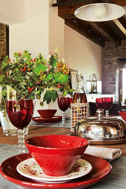 adelaparvu.com despre casa rustica cu elemente industriale, design interior Elena Lopez Balselles, Foto ElMueble (9)