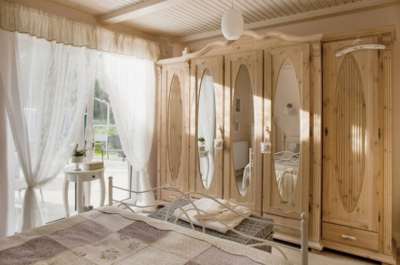 adelaparvu.com despre casa rustica cu interior alb si albastru, Casa Polonia, Foto Rafal Lipski (12)