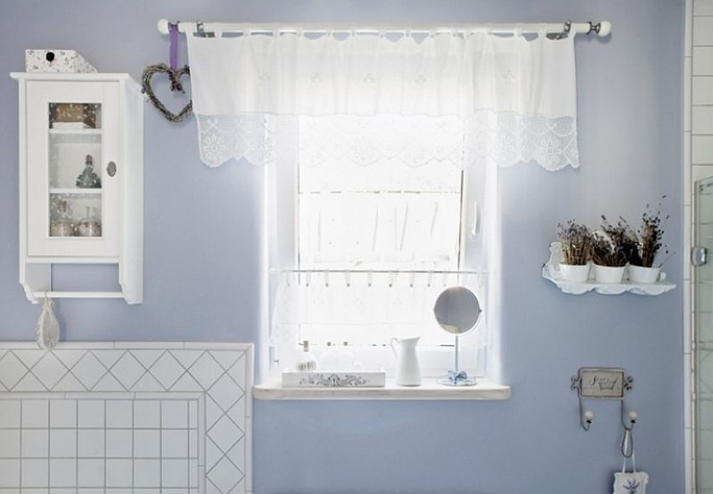adelaparvu.com despre casa rustica cu interior alb si albastru, Casa Polonia, Foto Rafal Lipski (15)
