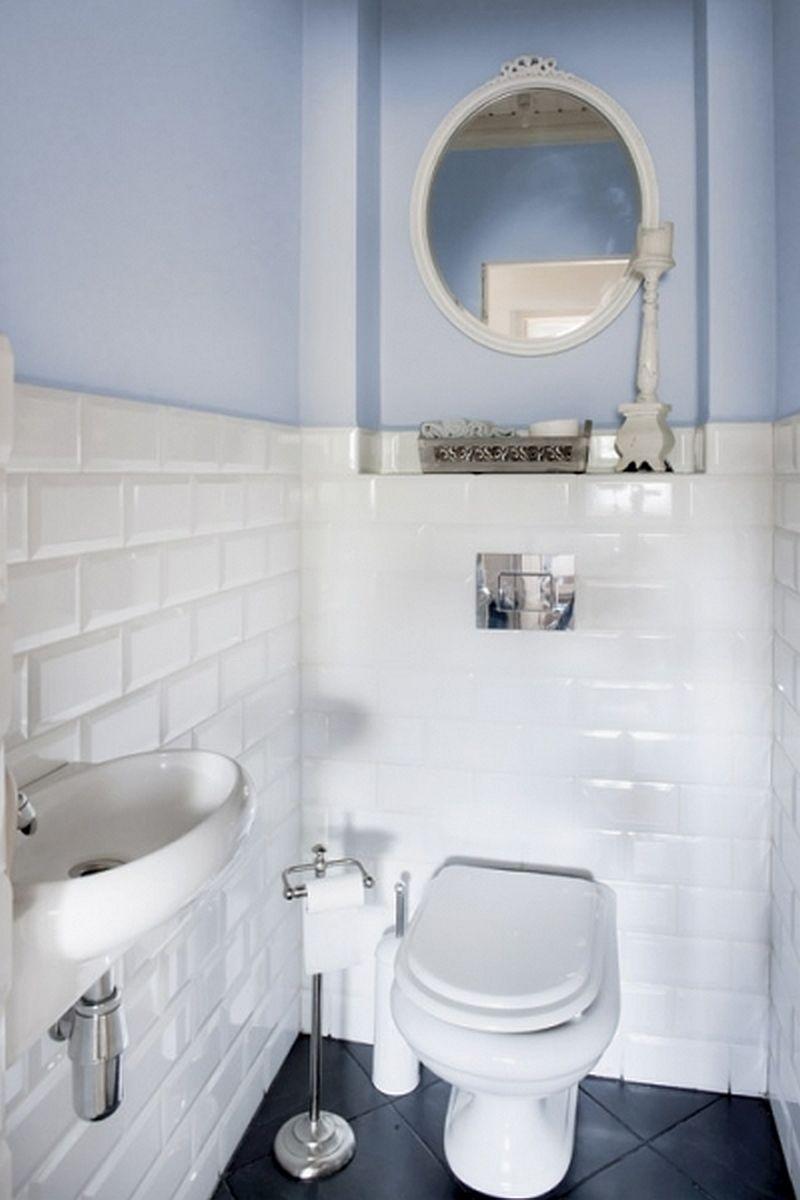 adelaparvu.com despre casa rustica cu interior alb si albastru, Casa Polonia, Foto Rafal Lipski (17)