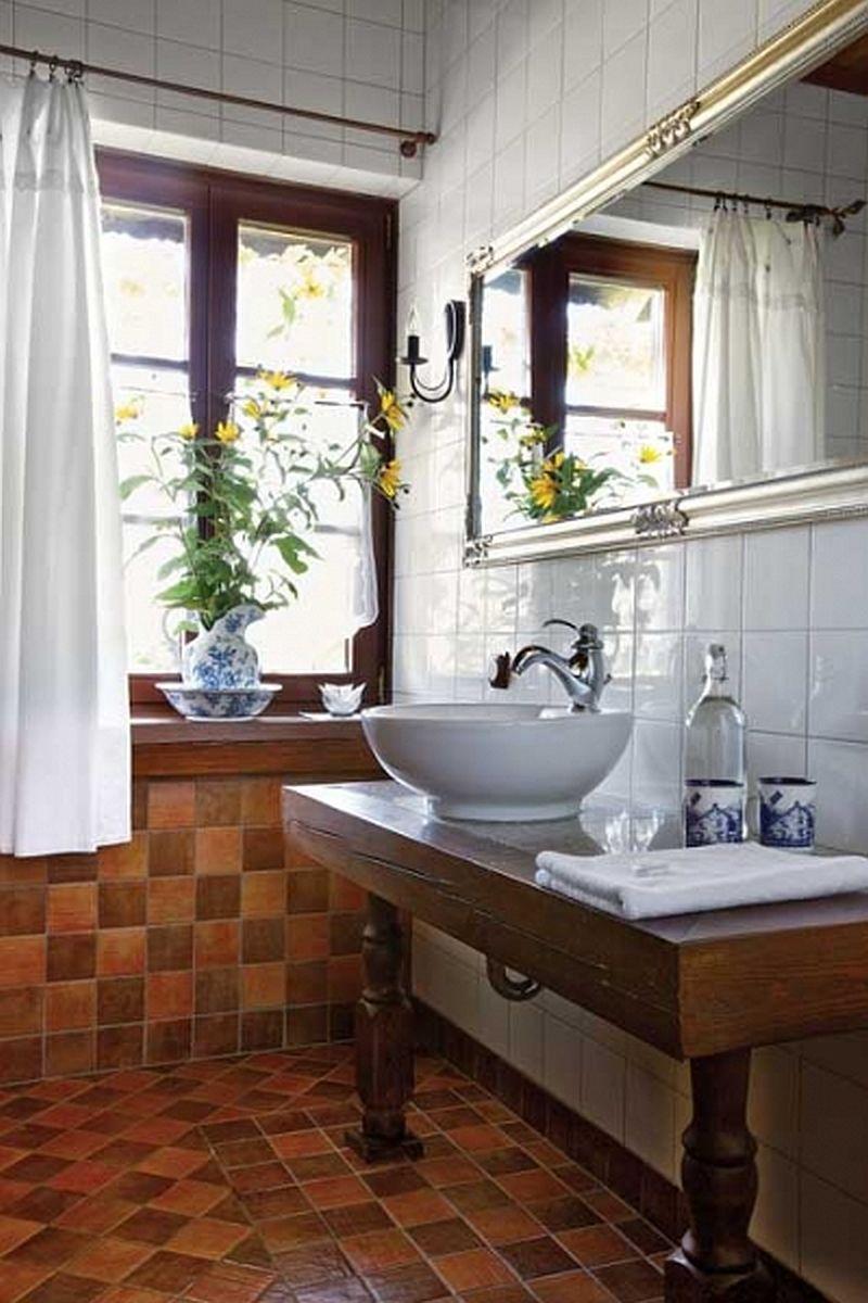 adelaparvu.com despre casa rustica din lemn cu interior clasic, casa Polonia, pensiune Stanica Rzeczna (11)