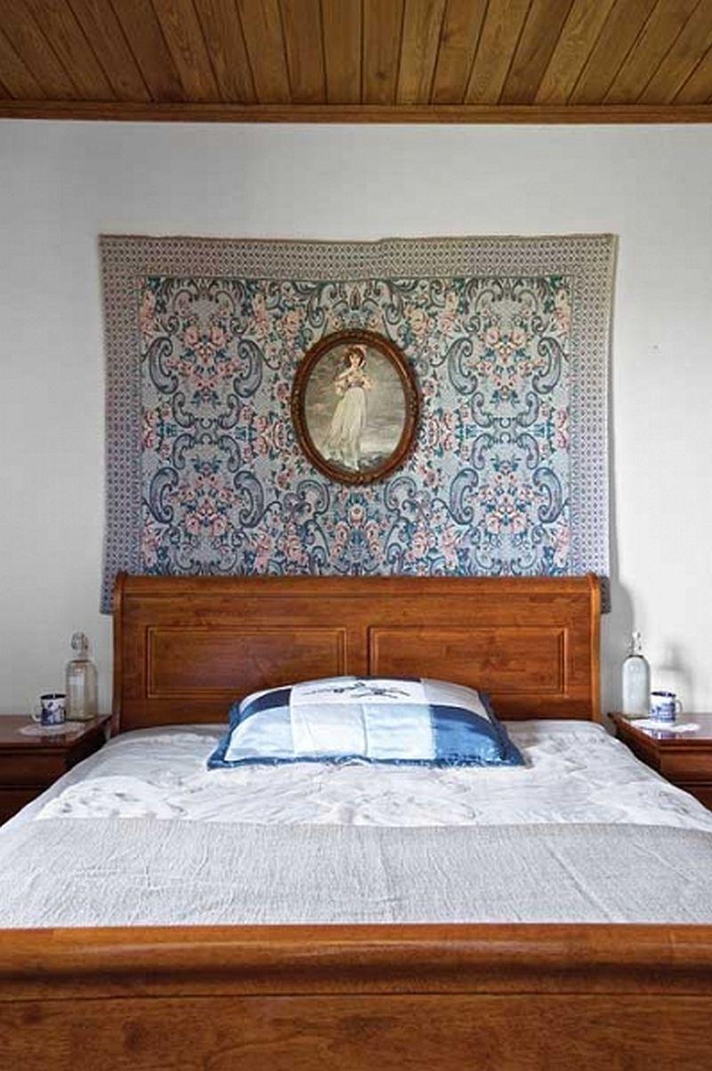 adelaparvu.com despre casa rustica din lemn cu interior clasic, casa Polonia, pensiune Stanica Rzeczna (3)