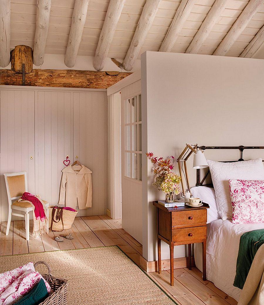 adelaparvu.com despre casa rustica din piatra, casa Spania, Cantabria, Foto ElMueble (15)