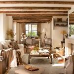 adelaparvu.com despre casa rustica din piatra, casa Spania, Cantabria, Foto ElMueble (3)